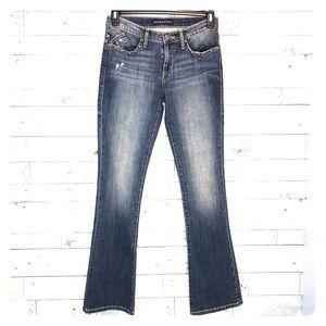Rock & Republic boot cut  jeans size 28       0059